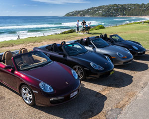 Porsche Drive Adventure, Half Day for 2 - Sydney