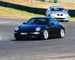 Ultimate Track Day - Wakefield Park Sydney