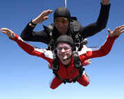 Skydiving Melbourne Euroa - Tandem Skydive 12,000ft