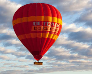 Hot Air Ballooning, 30 Minute Flight - Alice Springs