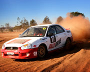 Rally Driving, 6 Lap Drive PLUS 1 HOT LAP - Melbourne