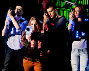 Laser Skirmish and 10 Pin Bowling 3 Game Pass - Sydney