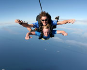 Skydiving Over The Beach Rockingham Perth - Weekend Tandem Skydive 14,000ft