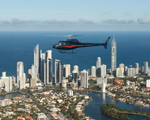 Helicopter Scenic Flight, 15 Minutes - Surfers Paradise Gold Coast