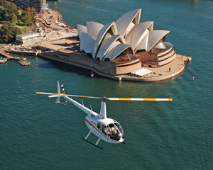 Helicopter Private Flight For 2 20minute  Sydney  Adrenaline