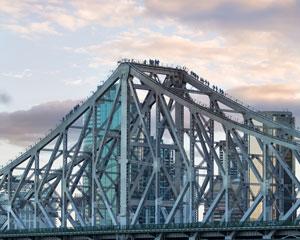 Story Bridge Adventure Climb, Dawn Climb - Brisbane INCLUDES PHOTO