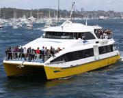 Sydney to Hobart Spectator Cruise - Sydney