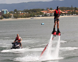 Flyboard Gold Coast - 30 Minute Experience