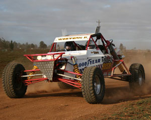 Off Road V8 Race Buggies, 5 Hot Laps - Gold Coast