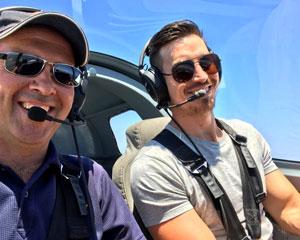 Learn To Fly, 60-minute Pilot Training + HD Video - Caloundra Sunshine Coast