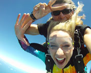 Skydiving Coolum - Tandem Skydive 15,000ft WEEKDAY SPECIAL