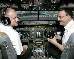 737 Flight Simulator, 30 Minutes - Hobart