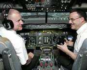 737 Flight Simulator, 30 Minutes - Hobart