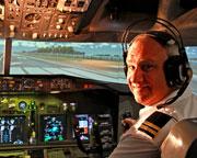 737 Flight Simulator, 60 Minutes - Hobart