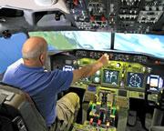 737 Flight Simulator, 90 Minutes - Hobart