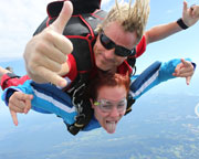 Skydiving Coffs Harbour - Tandem Skydive 6,000ft