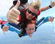 Skydiving Coffs Harbour - Tandem Skydive 6,000ft