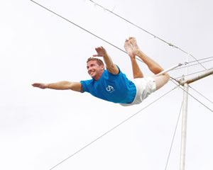 Trapeze Lesson, Learn The Flying Trapeze, Outdoors - Gold Coast