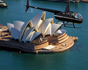 Helicopter Scenic Flight, 45 minutes - Sydney Harbour and Northern Beaches