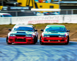 Drift School Introductory + HOT LAPS - Sydney Dragway Eastern Creek