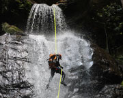 Canyoning Sydney, Full Day Canyoning and Abseiling with Transfers - Blue Mountains
