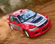 Rally Driving Sydney - 13 Lap BLAST