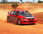 Rally Driving Adelaide - 13 Lap BLAST