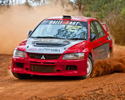 Rally Driving Brisbane - 13 Lap BLAST