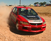 Rally Driving Perth - 13 Lap BLAST