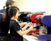 Coffee Making Barista Course Level 1 - Sydney CBD