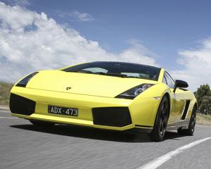 Lamborghini Gallardo Ride, 30 Minutes - Melbourne