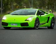 Lamborghini Gallardo Ride, 20 Minutes - Melbourne