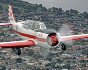 Warbird Aerobatic Flight, 15 Minutes - Melbourne