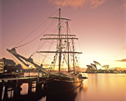 Sailing, Tall Ship Twilight Dinner and Drinks Package Cruise - Sydney FOR 2