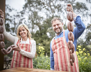 Cooking Classes, Hand Made Sausages plus Lunch and Wine Tasting - Mornington Peninsula