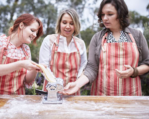 Cooking Classes, Make Fresh Pasta plus Lunch and Wine Tasting - Mornington Peninsula
