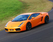 Ultimate Luxury Supercar Race Track Day, 12 Laps (Ferrari, Lamborghini, Lotus) - Marulan