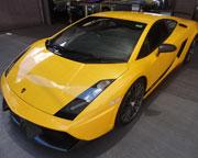 Ride in a Lamborghini Gallardo - Newcastle