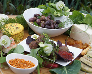 Farmers Lunch, Tapas and Wine for 2 - Mornington Peninsula