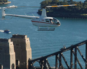 Helicopter Scenic Flight for 2, 20-minute - Sydney SPECIAL OFFER SAVE!