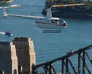 Helicopter Scenic Flight for 2, 20-minute - Sydney SPECIAL OFFER SAVE $40PP