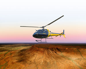 Helicopter Scenic Flight For 2, 15-minute - Kings Canyon