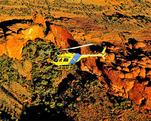 Helicopter Scenic Flight For 2, 8-minute - Kings Canyon Dash