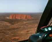 Helicopter Scenic Flight, 15-minute - Uluru