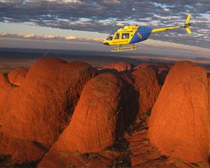 Helicopter Scenic Flight, 30-minute - Uluru & Kata Tjuta