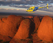 Helicopter Scenic Flight, 30-minute - Uluru & Kata Tjuta