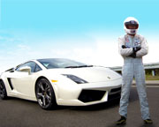 Ultimate Luxury Supercar Race Track Day, 12 Laps (Ferrari, Lamborghini, Nissan GT-R) - Marulan