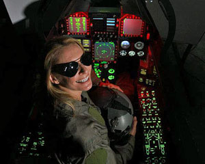 F/A-18 Jet Fighter Simulator for 2, 30 Minutes - Brisbane
