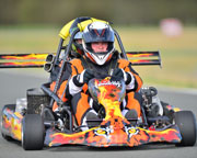 Outdoor Go Karting, Monster Kart Hot Laps - Gold Coast