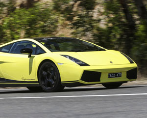 Ride in a Lamborghini, 30 Minutes Plus Photo - Yarra Valley